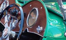 The historical Mille Miglia